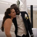 Angelique et Abdoulaye
