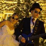 Christelle et Franck