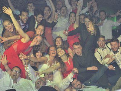 ambience festive soirée de mariage animé par DJ Art'Song